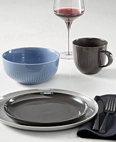 Hotel Collection Modern Dinnerware, Created for Ma