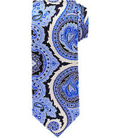 Reserve Collection Macro Paisley Tie CLEARANCE