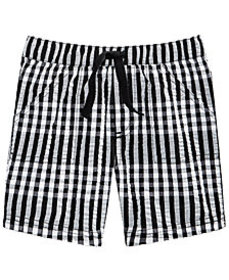 First Impressions Toddler Boys Gingham-Print Short