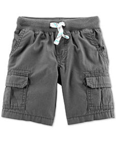 Carter's Toddler Boys Cotton Cargo Shorts