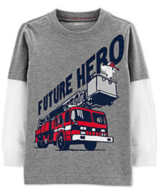 Carter's Toddler Boys Future Hero Graphic Cotton T
