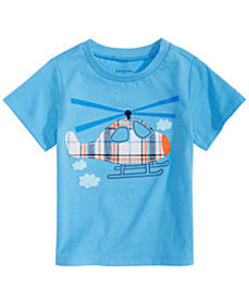 First Impressions Toddler Boys Helicopter-Print T-
