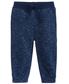 First Impressions Toddler Boys Marled Jogger Pants