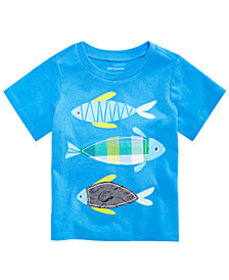 First Impressions Toddler Boys Fishies Graphic T-S