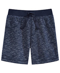 First Impressions Toddler Boys Marled Shorts, Crea