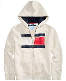 Tommy Hilfiger Toddler Boys Back Art Full-Zip Hood