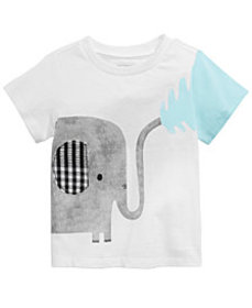 First Impressions Toddler Boys Elephant Graphic T-