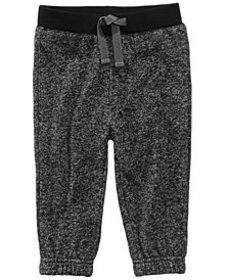 First Impressions Marled Jogger Pants, Baby Boys,