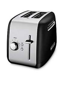 KitchenAid Two-Slice Toaster ONYX BLACK