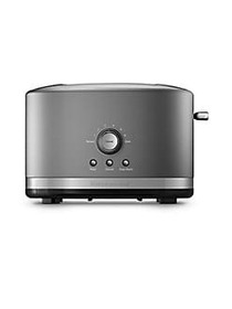 KitchenAid Two-Slice Toaster CONTOUR SILVER