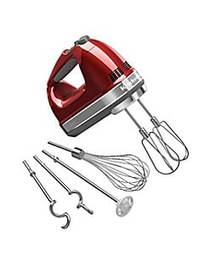 KitchenAid 9-Speed Digital Hand Mixer CANDY APPLE