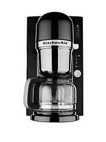 KitchenAid 8-Cup Pour Over Coffee Brewer ONYX BLAC
