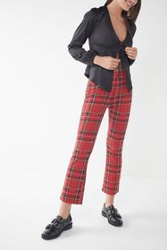UO Casey Cropped Flare Pant