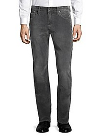 7 For All Mankind Faded Skinny Jeans GREY
