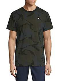 G-Star RAW Belfurr Classic Cotton Tee BLACK