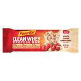 PowerBar Clean Whey Bar White Fudge Raspberry