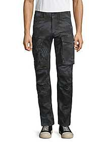 G-Star RAW Rovic 3D Straight Tapered Camo Cargo Pa