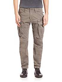 G-Star RAW Tapered Pants with Cargo Pockets MEDIUM