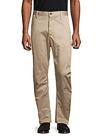 G-Star RAW Solid Stretch Cotton Pants DUNE