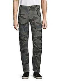 G-Star RAW Rovic Cotton Tapered Pants GRAPHITE