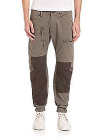 G-Star RAW Powel 3D Tapered Cuffed Trousers ORPHUS