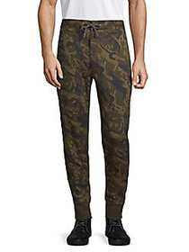Alexander McQueen Camouflage Sweatpants ARMY