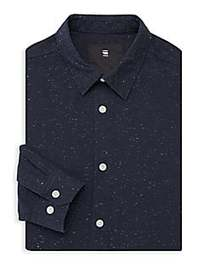 G-Star RAW Stalt Clean Shirt BLUE