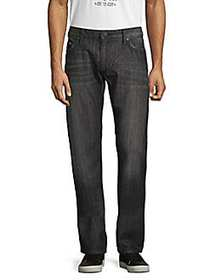 Robin's Jean Classic Relaxed-Fit Pants BLACK
