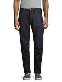 G-Star RAW Knee-Patch Straight Jeans DARK AGED
