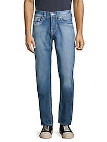 True Religion Classic Faded Jeans BLUE