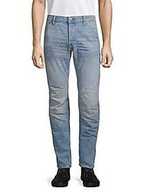 G-Star RAW Classic Slim-Fit Jeans MEDIUM VINTAGE