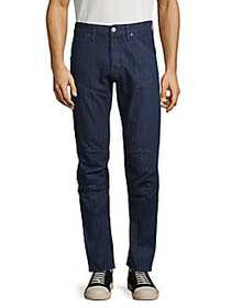 G-Star RAW 5620 3D Tapered Pinstripe Jeans RINSED