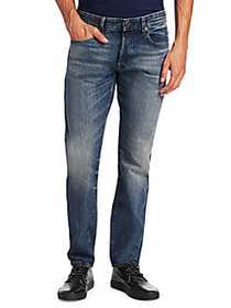 G-Star RAW 3301 Tapered-Leg Jeans DARK AGED