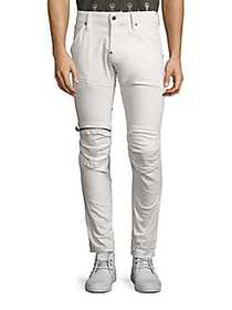 G-Star RAW 5620 3D Sllim Fit Zip Knee Jeans RAW DE