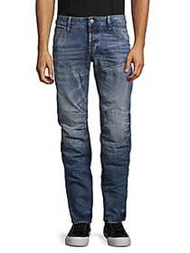 G-Star RAW Deconstruct Cotton Jeans BLUE