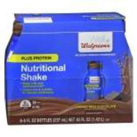 Walgreens Complete Nutritional Shake Plus Protein