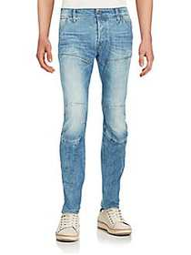 G-Star RAW Deconstructed Tapered Jeans LIGHT AGED