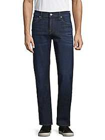 7 For All Mankind Standard Straight-Leg Jeans EXTI