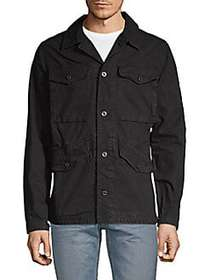 G-Star RAW J-Vordan Worker Overshirt BLACK
