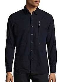 G-Star RAW Powel Long Sleeve Shirt DARK AGED