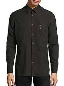 G-Star RAW Asfalt Powel Shirt BLACK