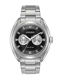 Citizen Paradex Eco-Drive Analog Stainless Steel W