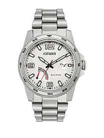 Citizen PRT Eco-Drive Stainless Steel Analog Brace