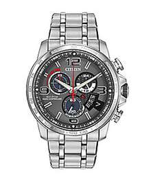 Citizen Mens Eco Drive Chronograph Watch NO COLOR