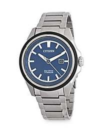 Citizen Stainless Steel Bracelet Watch SILVER