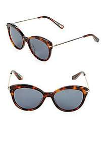 Elizabeth and James 53MM Butterfly Sunglasses TORT