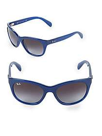 Ray-Ban Wayfarer Sunglasses BLUE GREEN