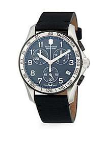 Victorinox Swiss Army Chrono Classic Stainless Ste