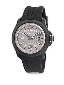 Citizen Classic Stainless Steel Strap Watch BLACK