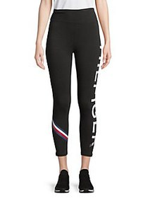 Tommy Hilfiger Casual Logo Leggings BLACK